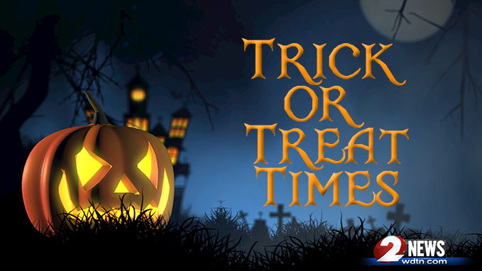 Trick or Treat Hours October 28 2016 Clares Halloween Trick or Treat hours have been set for 6 to 8 pm on Monday October 31 a change from last year